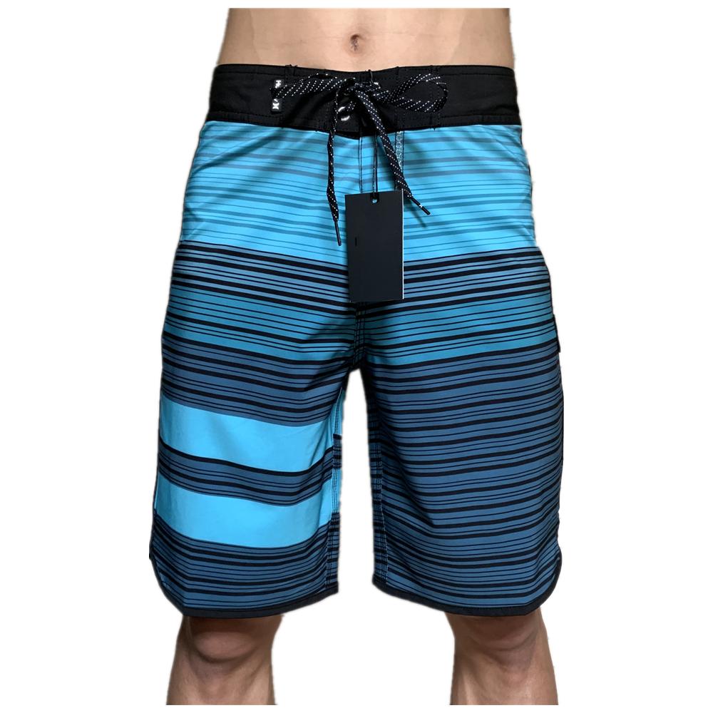 NEW 4Way Stretch Board Shorts Men's Bermudas Shorts Quick Dry Waterproof Boardshorts Mens Beachshorts Casual Shorts sizes30 38