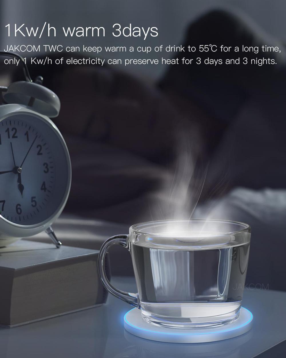 Jakcom twc verdadeiro carregador rápido sem fio