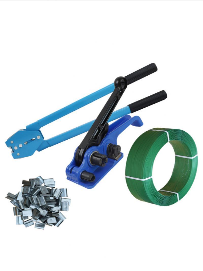 Manual Baler Plastic Belt Strapping Machine Plastic Steel Belt Baler Tensioner Baler Baler Strapping Belt Tightening One