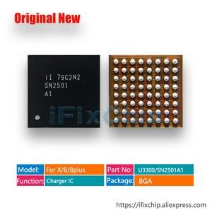 Image 1 - 10 stks/partij 100% Nieuwe U3300 Voor iphone 8/8 plus/X/8 plus Opladen/Lader/USB /TIGRIS2 IC Chip