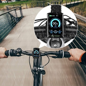 Image 5 - Electric Bike TFT Display DPC18 850C 500C SW102 C965 C961 750C Bluetooth for BAFANG BBS Mid Drive Motor Bicycle ebike Computer