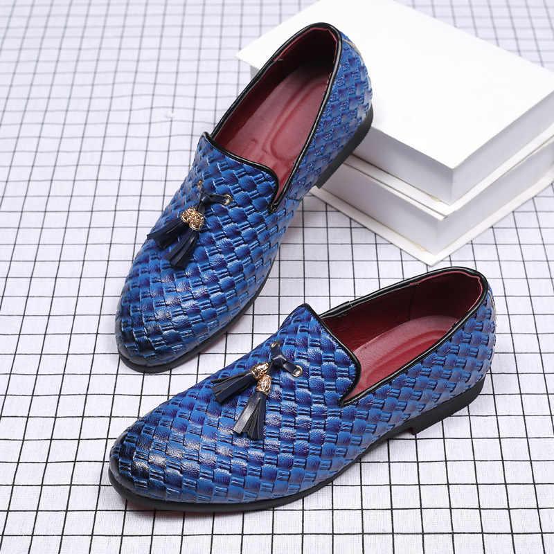 Homme en Cuir Doublé Chaussures MARRON chaussures formelles costumes de mariage 6-14