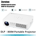Originale DLP-800W Proiettore Portatile 1280X800 Pixel 300 ANSI