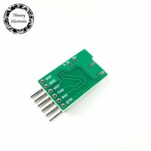 Image 3 - Thinary 電子 100 個 USB に TTL コンバータマイクロ UART モジュール CH340G CH340 3.3V 5V スイッチダウンローダプロミニ arduino のための