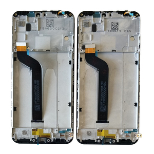 Image 3 - Оригинальный ЖК экран Axisinternational для Xiaomi Redmi 6 Pro + сенсорный дигитайзер с рамкой для Xiaomi A2 Lite MI A2 Lite