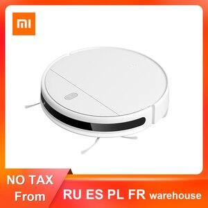 Робот-пылесос Xiaomi Mijia Mi G1, беспроводной пылесос, 2200PA циклонный пылесос, Wi-Fi для дома