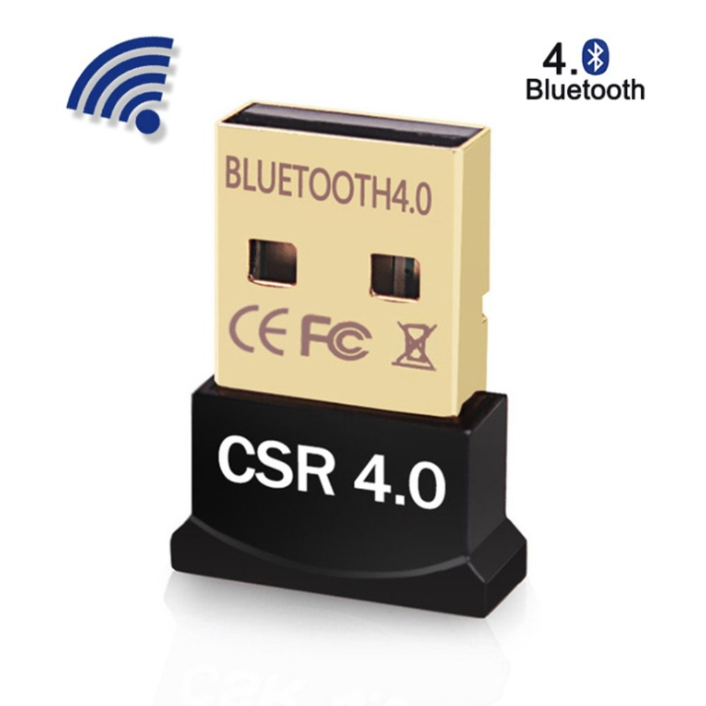 Wireless <font><b>USB</b></font> <font><b>Bluetooth</b></font> Adapter 4,0 <font><b>Bluetooth</b></font> Dongle Musik Sound Empfänger Adaptador <font><b>Bluetooth</b></font> Transmitter Für Computer PC Laptop image