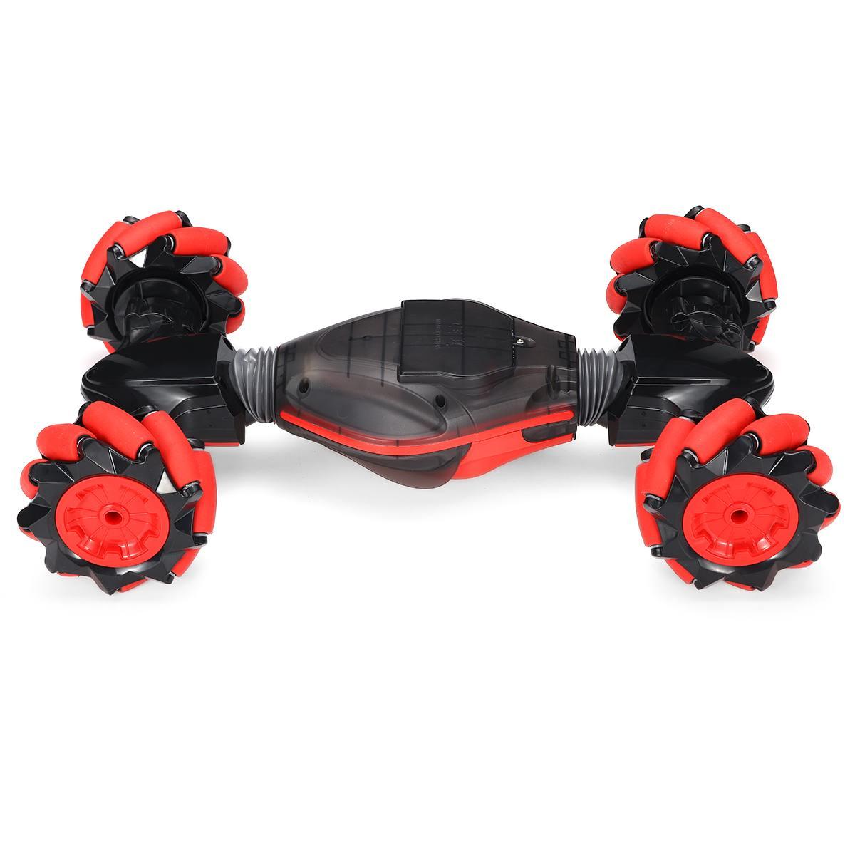 Gesture Sensing RC Stunt Car