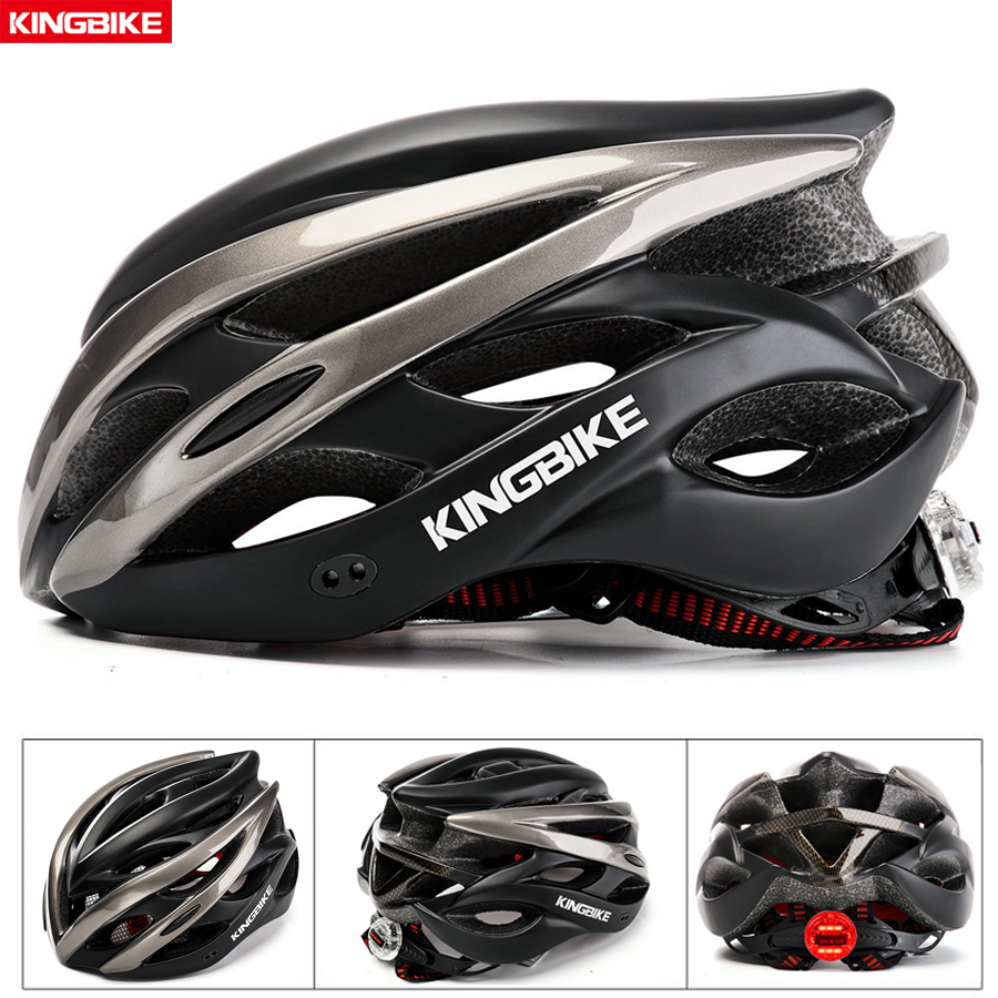 KINGBIKE Bicycle Helmet Ultralight Bicycle Helmet In mold MTB Road Mountain Bike Helmet Cycling Men Women Cycling Casco Ciclismo Bicycle Helmet     - title=