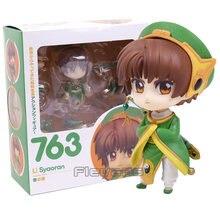Figuras de acción de Sakura Li Syaoran 763 / Kinomoto Sakura 400, juguete de modelos coleccionables en PVC