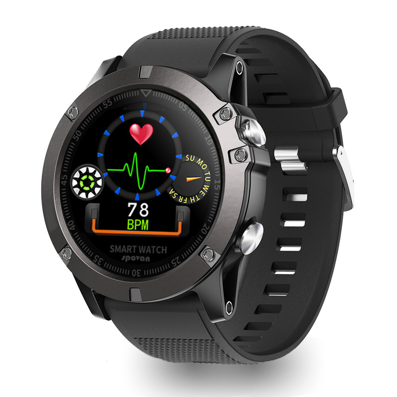 Smart Watches IP68 Waterproof IOS Android Cross-border Hot Style Step Meter Outdoor Sports Oxygen Heart Rate Monitoring