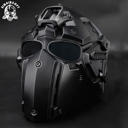Тактическая Маска Быстрый Шлем страйкбол Спорт играть мотоцикл Охота Железный многофункциональный CS наружное защитное оборудование