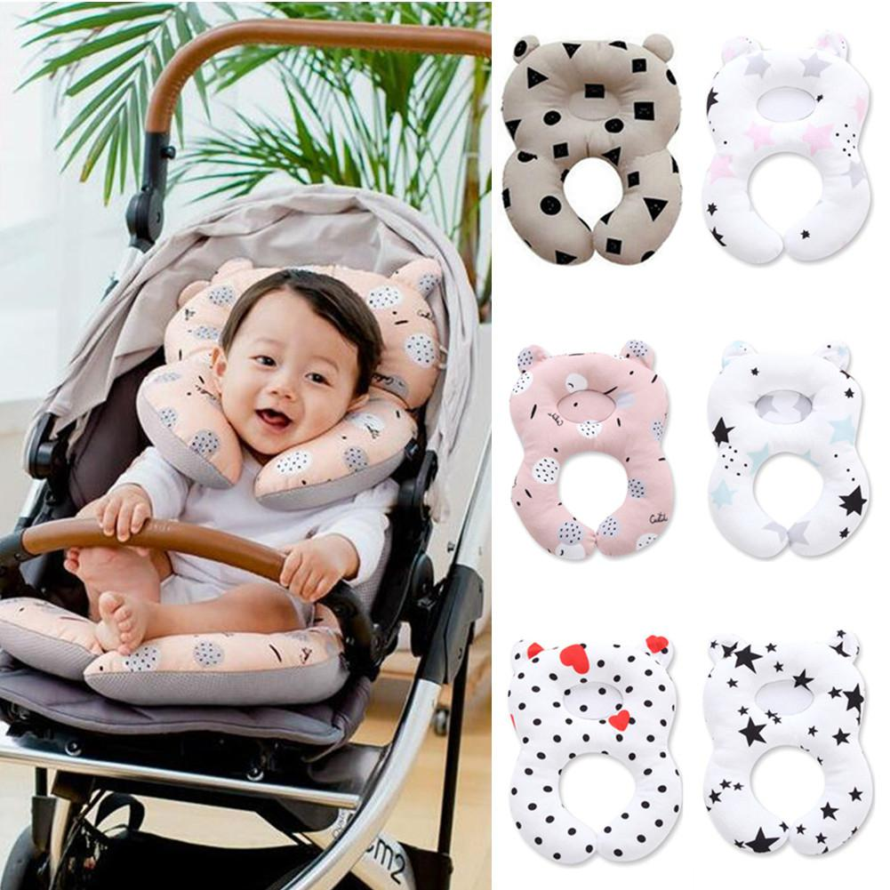 Kidlove Fashion Concave Baby Pillow Neck Head Support Cushion For Kids Infant Sleeping