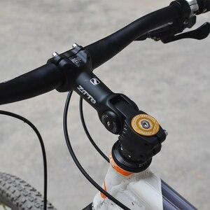 Image 5 - ZTTO réglable 60 Riser 90 110 130mm * 25.4mm 31.8mm * 90/120 tige de montage pour XC vtt montagne route ville vélo vélo partie de cyclisme