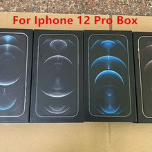 Empty-Box Packaging No-Accessories iPhone12 12pro-Max Sticker for with Manual And Sim-Card-Tool