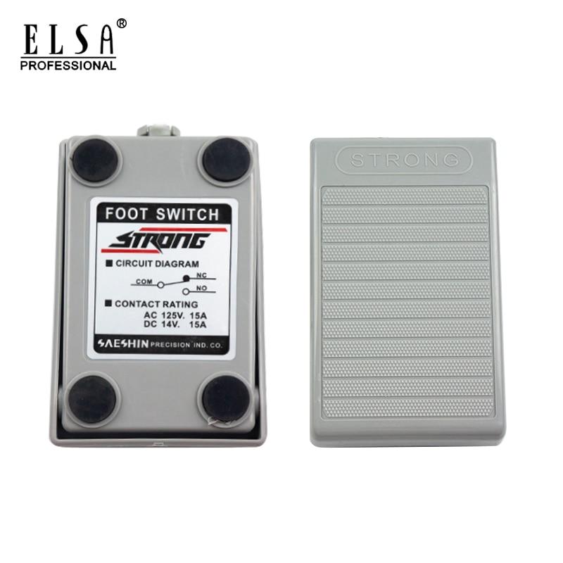 Manucure Machine 220V 65W 35000 tr/min 105L poignée électrique perceuse à ongles professionnel ongles meulage manucure pédicure - 3