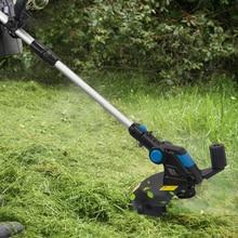 Триммер PROSTORMER Электрический для травы, 2000 мАч, 12 дюймов