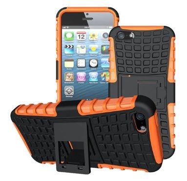 30 pcs 아이폰 케이스 2 1 타이어 패턴 브래킷 보호 케이스 아이폰 8/8 플러스-에서파티 취향부터 홈 & 가든 의  그룹 1