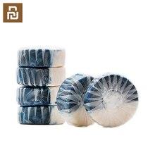 Youpin Sauber n frische Doppel wirkung Desodorierende Reinigung Wc Block Unabhängige Wasser löslich Film Verpackung Anionische aktive Fac