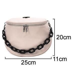 Image 5 - DIINOVIVO torebki Retro torebki damskie markowa skóra ekologiczna szeroki pasek torby na ramię Crossbody dla nastoletnie dziewczyny Tote Saddle WHDV1407