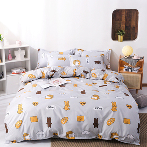 Solstice Home Textile Owl Forest Magic Kid Bedding Sets Girl Child Teen Bedlinen Twin King Size Bed Sheet Pillowcase Duvet Cover(China)