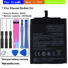 Original Capacity Phone Battery For Xiaomi Redmi 5A 5.0