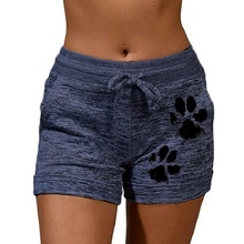 New Summer Ladies Shorts Casual Fashion Shorts Yoga Shorts Beach Shorts Sports Shorts Aerobics Waist Wide Loose Shorts