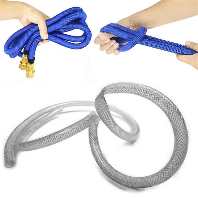 Garden Hose Nozzle Heavy Duty Metal Spray Gun Rotaing Water Adjustmen Nozzle High Pressure Sprayer for Watering Car Pets Shower
