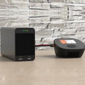 ISDT SP2417 400 Вт/SP2433 800 Вт 33ARC зарядное устройство адаптер переключатель высокой мощности умный контроль со светодиодный usb зарядка для моделей RC