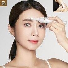 ماكينة حلاقة للنساء جافة ورطبة من Youpin آلة إزالة شعر للسيدات لإزالة شعر الوجه والبيكيني والإبط