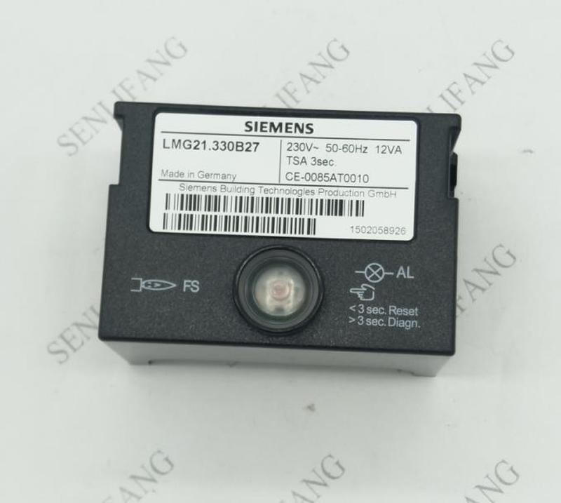 New LMG21.330B27 Program Controller One Year Warranty