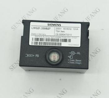 New LMG21.330B27 Program Controller One year warranty