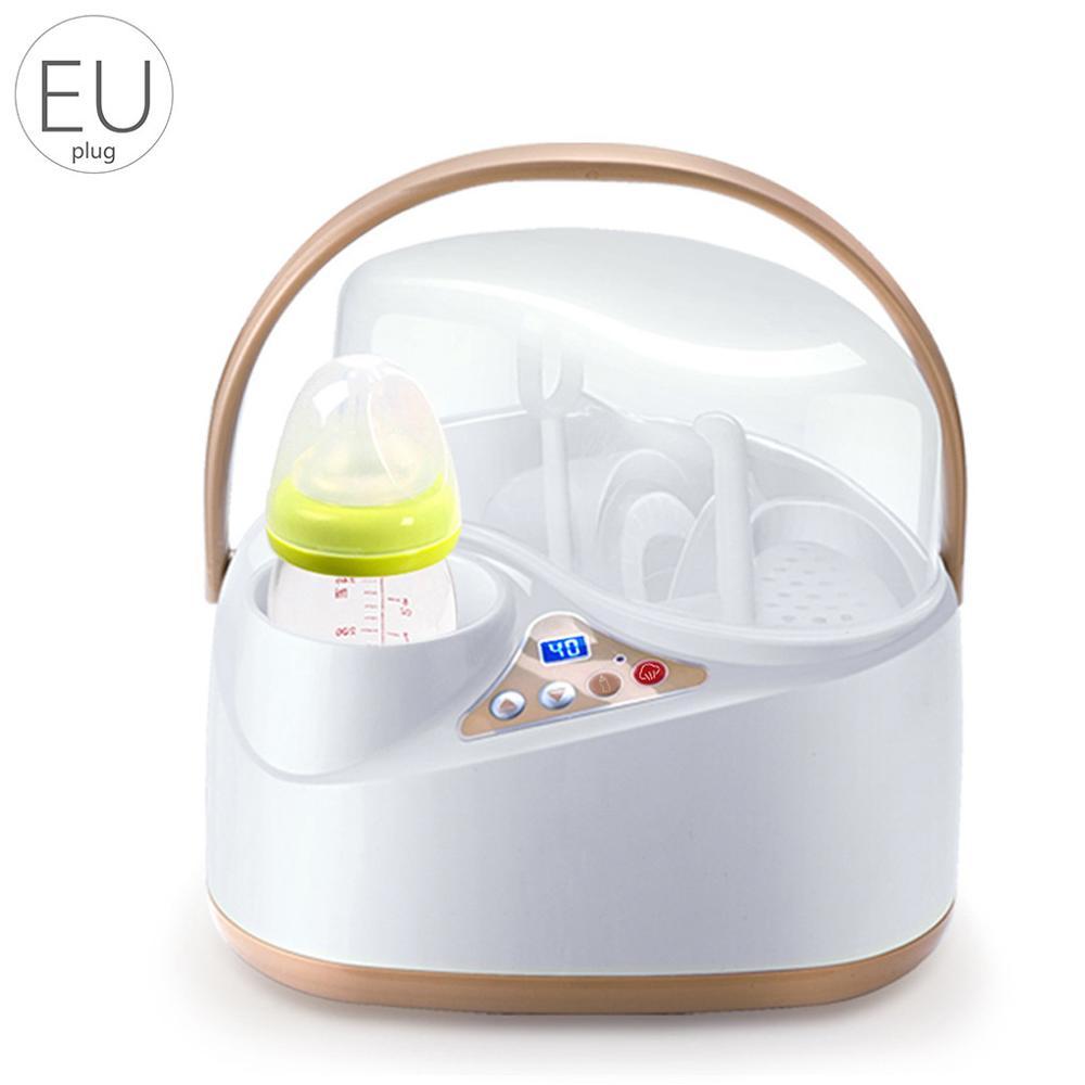 Новинка 2019 года! Многофункциональный нагреватель грудного молока 4 в 1. Подогреватель грудного молока для детских бутылочек. Стерилизатор д