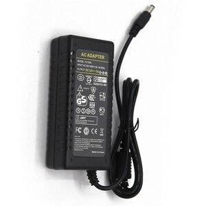 Адаптер постоянного тока 5 В, 12 В, 24 В постоянного тока, 1A 2A 3A 5V 6A 7A 8A 10A Мощность Источник питания переменного тока 100-240V для 5050 3528 5630 Светодиодн...