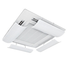 Air Conditioning Cover of Office Household Central Conditioning Windshield Air Conditioner  Herramienta Para Aire Acondicionado free shipping cleaning air conditioning cover of water a c dust cover of water air conditioning cover water jacket 2p 3p kf59 l