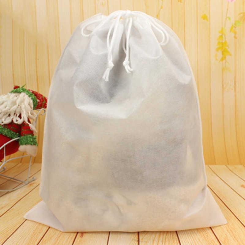 Nieuwe Kwaliteit Niet-geweven Stoffen Tasje Herbruikbare Boodschappentas Vrouwen Reizen Draagbare Tote Zakje Vouwen Boodschappentassen Eco tas