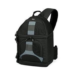 Image 2 - Lowepro مقلاع 300 AW DSLR كاميرا صور حقيبة كتف بحب تعليق مع غطاء الطقس شحن مجاني