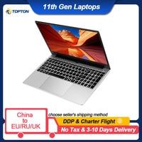 15.6 inch Notebook Intel Core i7 1165G7 i7 10510U Ultrabook Max 32GB RAM 2TB SSD Gaming Laptops With Backlit Keyboard IPS Screen 1