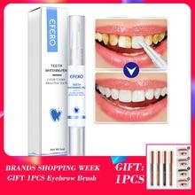 цена на EFERO Teeth Whitening Pen Cleaning Serum Remove Plaque Stains Dental Tools Oral Hygiene Tooth Gel Whitening Tooth Serum Pen 1Pcs