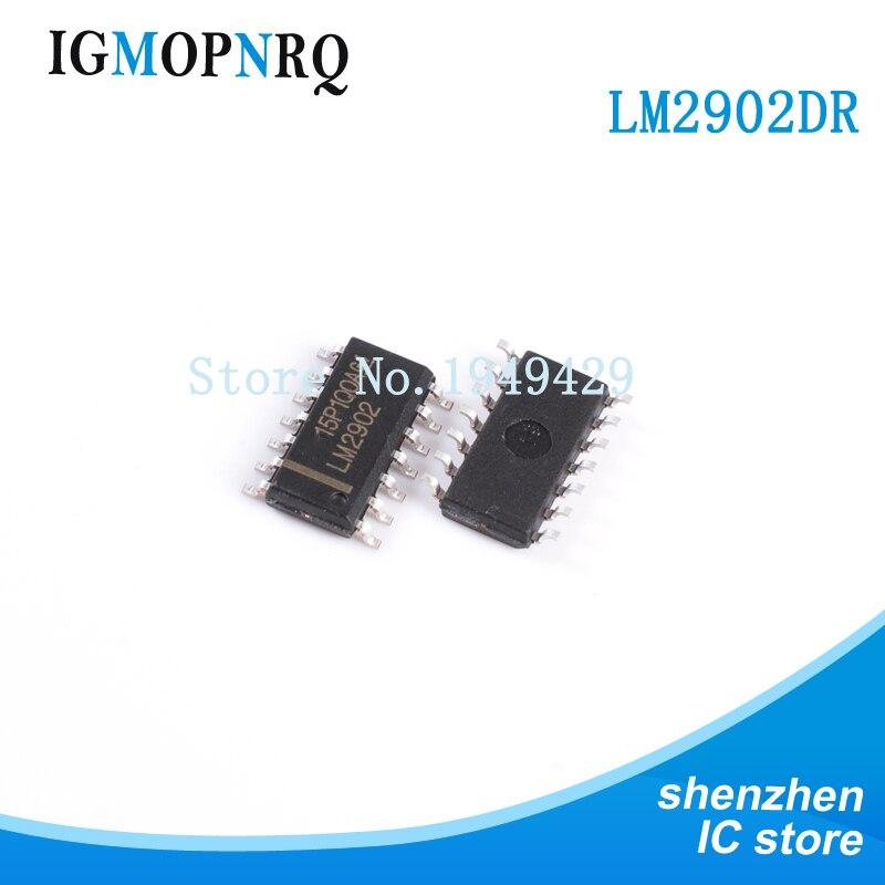 14 pin DIL TL064 Quad Op-Amp IC