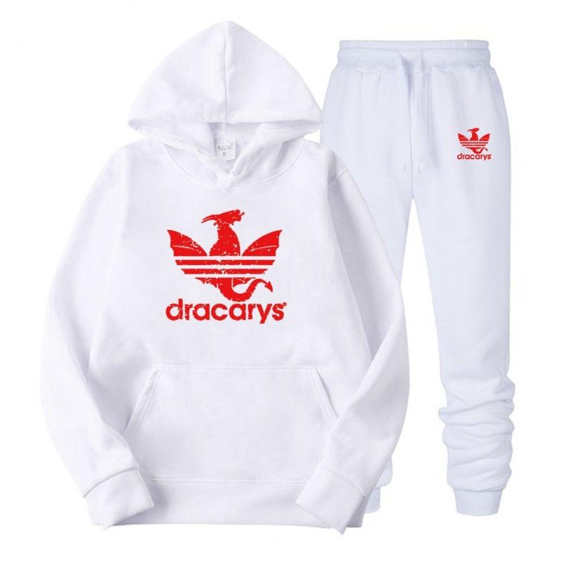 Spring Thin Men Game of Thrones Hoodies Sweatshirts 2019 Unisex Dracarys Harajuku Women Hoody Streetwear Hip Hop Clothes