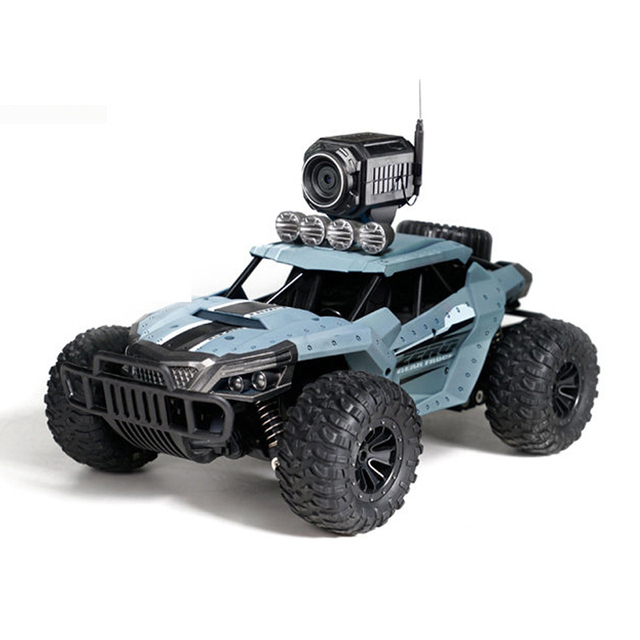 25KM/H Electric High Speed Racing RC Car with WiFi FPV 720P Camera HD 1:18 Radio Remote Control Climb Off-Road Buggy Trucks Toys 5