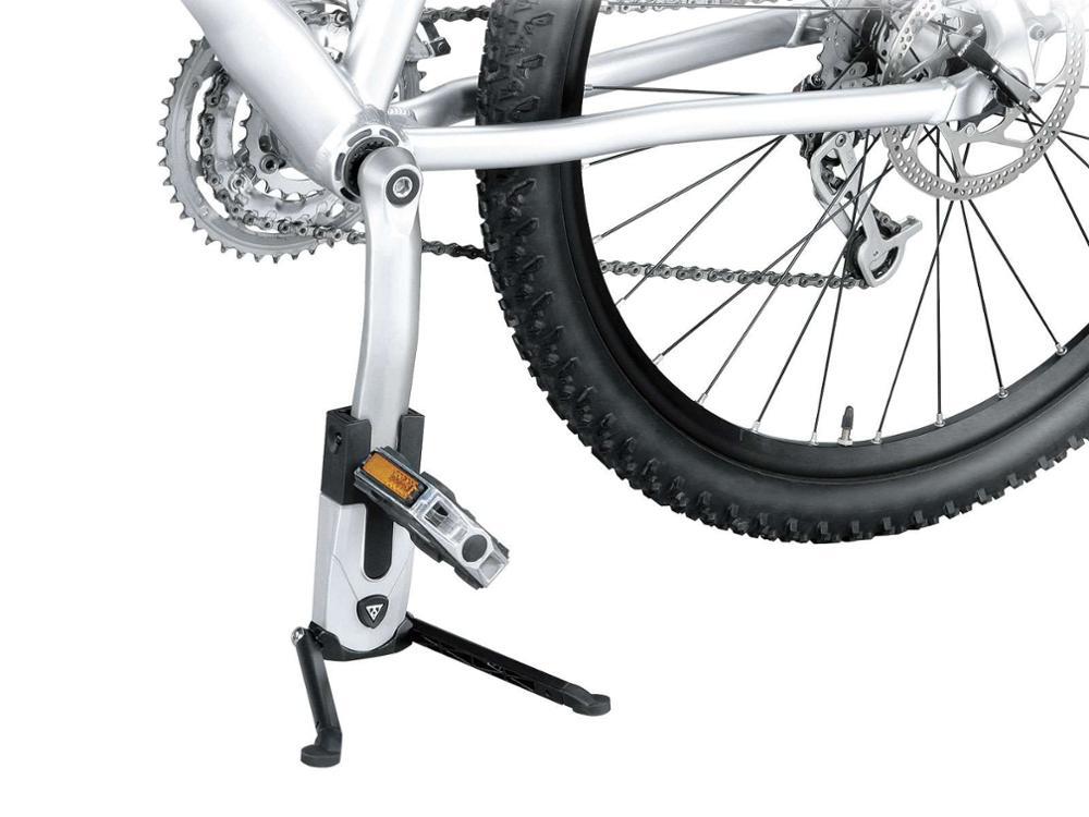 Topeak FlashStand Fat MTB Folding Damage-Free Aluminum Bike Repair//Storage Stand