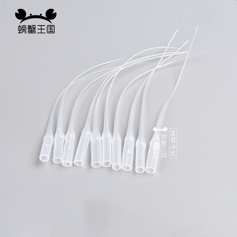 20/60pcs Miniature 502 Glue Tube Rat Tail Pipe Drip Hose Model Building Tools Hobby Assembly Accessory