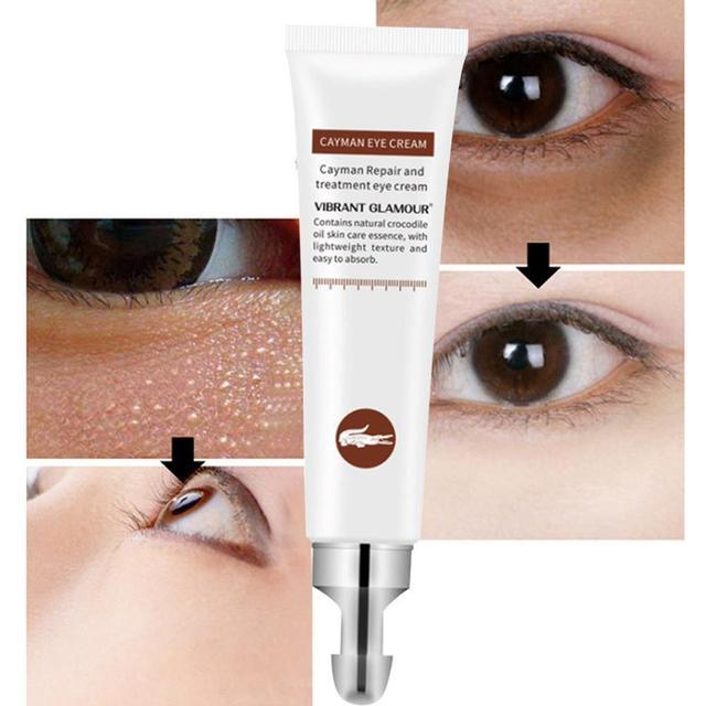 Vibrant Glamour Anti-wrinkle Eye Serum Hyaluronic Acid Remover Dark Circles Essential Avocado Eye Cream Against Puffiness 5