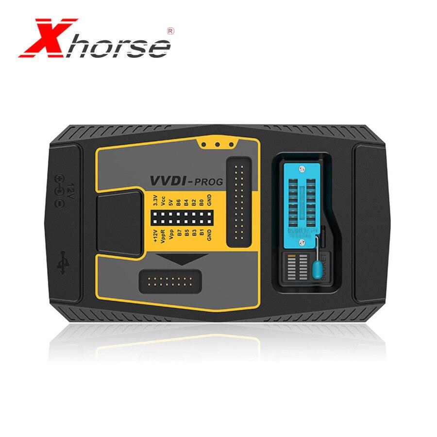 Genuine Xhorse V4.9.2 VVDI PROG Auto Programmer Diangnostic Tool For BMW Support Update Online Can Send From US UK RU