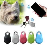 Mini Device Tag Smart Water Droplet GPS Tracker Bidirectional Anti-lost Key Lock Losing Intelligent Search Device Dropping
