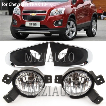 цена на MIZIAUTO high-quality Car Front Bumper Fog lamp For Chevrolet Trax/Tracker 2013 2014 2015 2016 Fog Light Assembly fog lights