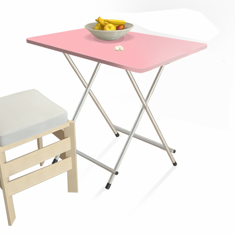 Small Size Folding Table Dining Table Home Student Writing Bedside Portable Outdoor Stall Small Table