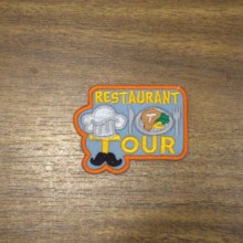 Custom Embroidery Patch - Personalized Embroidred Name Tag Label y